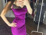 Φόρεμα βελούδο