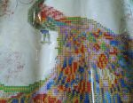 Diamond embroidery set