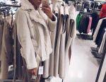 Κομψό παλτό Cheburashka ZARA
