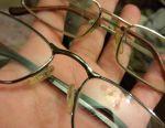 Κορνίζα γυαλιών!