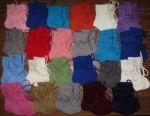 Woolen socks for newborns, premature