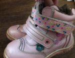 Μπότες άνοιξης 14 εκ