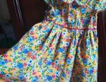 Dressing gown, x / b, r. 110