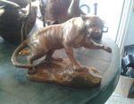 Tigrul din bronz
