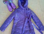Jachetă pentru primăvara p122 ca cizme cadou în culori