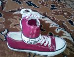 Burgundy sneakers CHUCK TAYLOR ALL STAR CORECONVERSE.