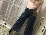 New jeans - culottes, Mango