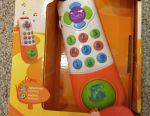 Toy console