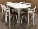 Sliding tables white