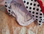 Skirt with panties