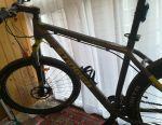 Reîncărcarea stinger-ului bicicletei de 29