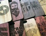 Individual covers for iPhone