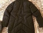 Stylish warm down jacket