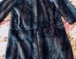 Mink coat, without exchange