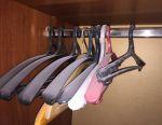Hangers, exchange