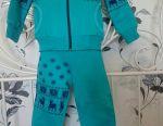 Warmed suit