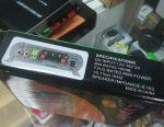 Hi-fi mini stereo car amplifier