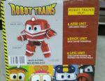 Robot train Alf (20cm.) Robot Trains