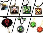 World of Warcraft Souvenir Jewelery - as a gift