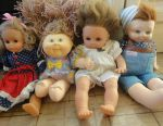 Dolls from different countries original