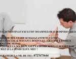 Servicii profesionale de masaj