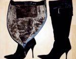 Μπότες της Μαρίας Τούτσι