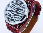 W019 Leopard Watch
