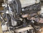 Engine n62b48 from BMW e60 550