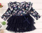 Çocukların yeni elbisesi - elbise
