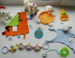 The first toys, rodents, stretching