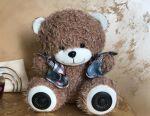 Portable speaker ritmix bear