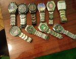 New quartz watch