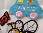 NEW patches on clothes