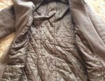 Demi-season coat 42.44 times