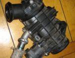 Throttle Body Land Rover 4S7Q-9L444-CK