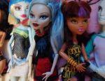 Monster High dolls. Original