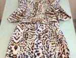 Κοστούμια εκτύπωσης Leopard. Εμπορικό σήμα: ZARA (Ισπανία)