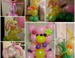 Balloon compositions