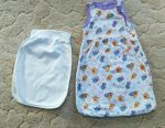 Sleeping bag Playtoday Disney and cocoon, 0-3 months