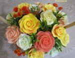 Soapy bouquet