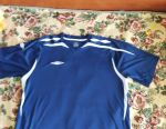 Спортивний чоловічий футболка