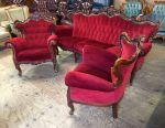 Vintage furniture set Italy