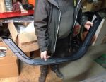 Mercedes g463 wheel arch extensions 63 65 amg