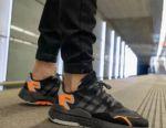 Ανδρικά πάνινα παπούτσια Adidas nite