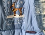 LapLand Jumpsuit winter, sheepskin