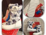 Cizme noi de brand cizme de iarna baby go
