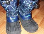 Reima kışlık botlar