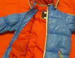 Demi-season jacket for 5-6 years