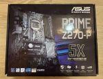 Anne asus prime z270-p + ddr4 4 gb