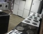 Household appliances store.
